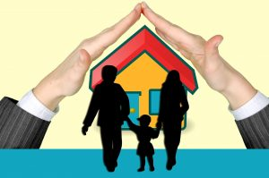 atribución vivienda familiar